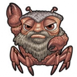 Australian-Mini-Mythic-Crabby-Hermit
