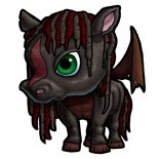 Australian-Mini-Mythic-Dark-Horse
