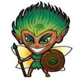 Australian-Mini-Mythic-Feral-Fairy