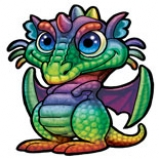 Australian-Mini-Mythic-Rainbow-Dragon