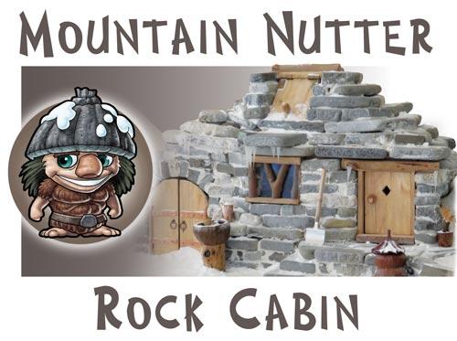 Mountain Nutter Rock Cabin