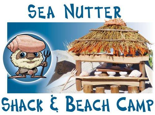 Sea Nutter Shack & Beach Camp