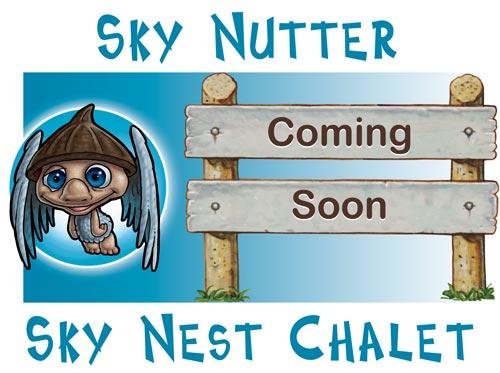 Sky Nutter Sky Nest Chalet
