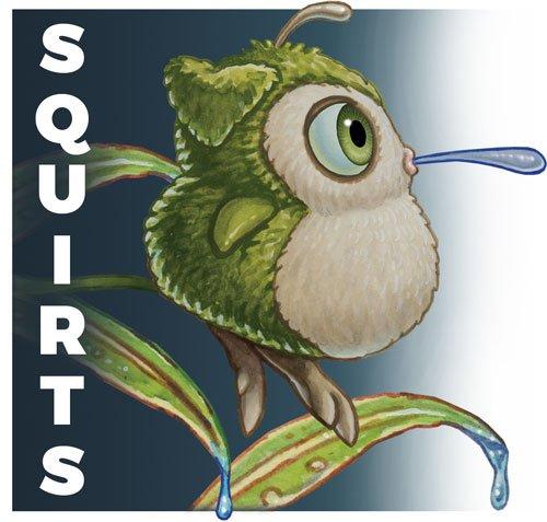 Squirts - Mythic Australia