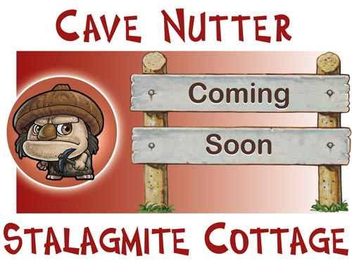 Cave Nutter Stalagmite Cottage