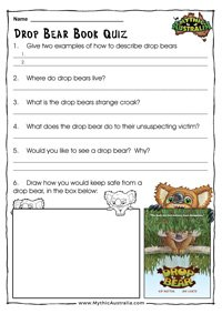 Drop Bear Quiz
