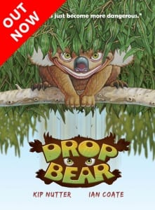 Mythic Australia Drop Bear Book