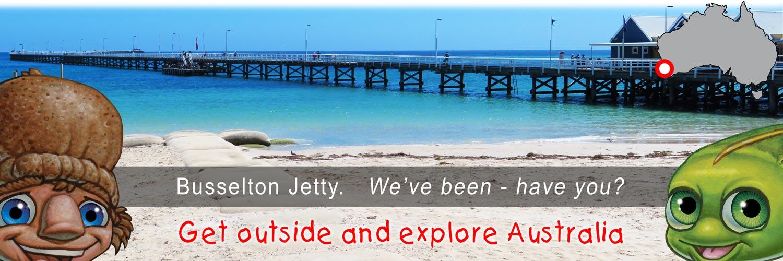 Mythic Australia, Busselton Jetty
