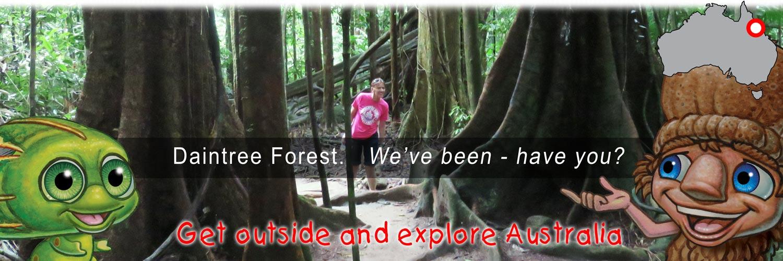 Mythic Australia, Daintree Forest