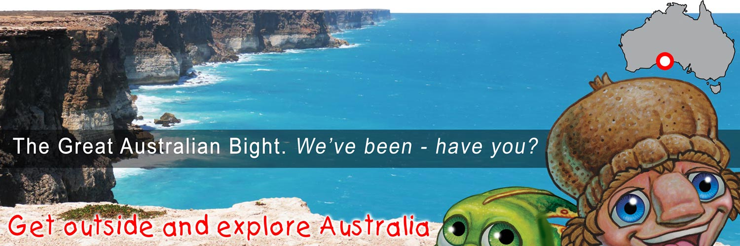 Mythic Australia, great Australian Bight