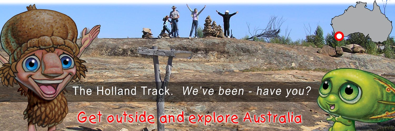 Mythic Australia, Holland Track
