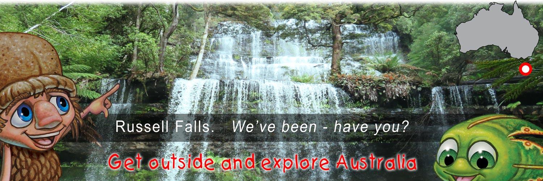 Mythic Australia, Russell Falls