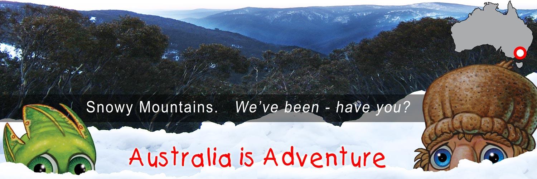 Mythic Australia, Snowy Mountains