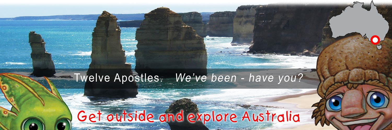 Mythic Australia, Twelve Apostles
