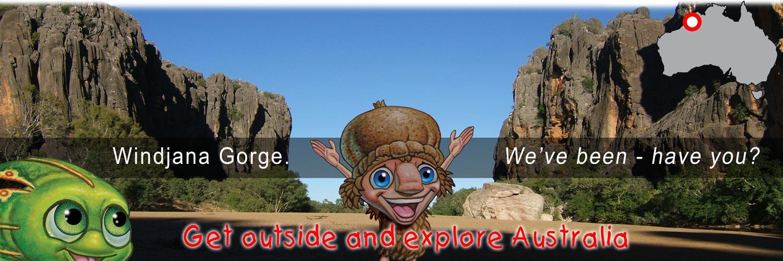 Mythic Australia Windjana Gorge