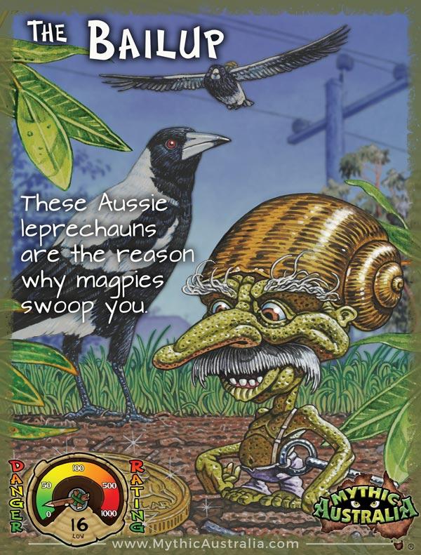 Mythic Australia Bailup