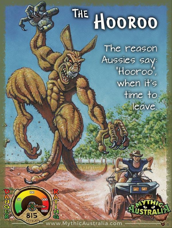 Mythic Australia Hooroo