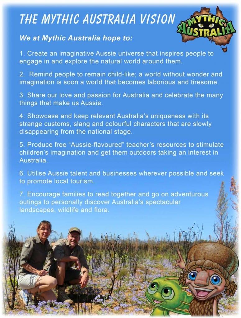 Mythic Australia Vision