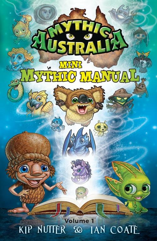 Mythic Australia mini Mythic Manual
