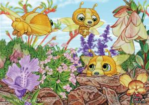 Doodackie-in-the-Garden-by-Ian-Coate