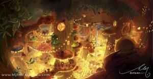 Misty-Mushroom-Markets-Night-Elin-Tan