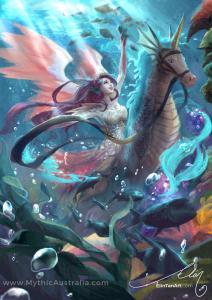 Ocean-Angel-Layers