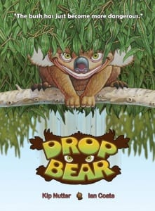 Drop Bear Book Image
