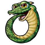Australian-Mini-Mythic-Hoop-Snake