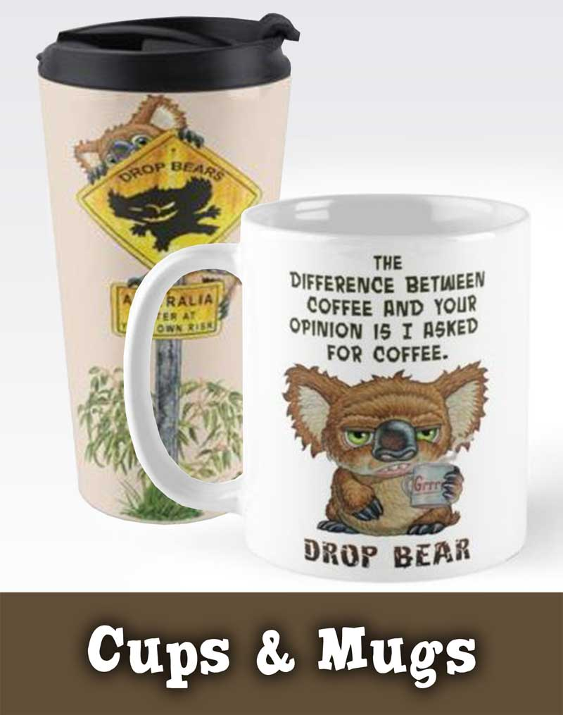 Mythic Australia Mugs and Cups Redbubble