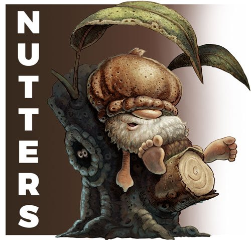 Nutters - Mythic Australia