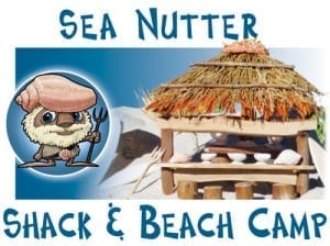 Sea Nutter Shack & Beach Camp