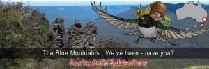 Mythic Australia, Blue Mountains