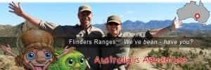 Mythic Australia Flinders Ranges