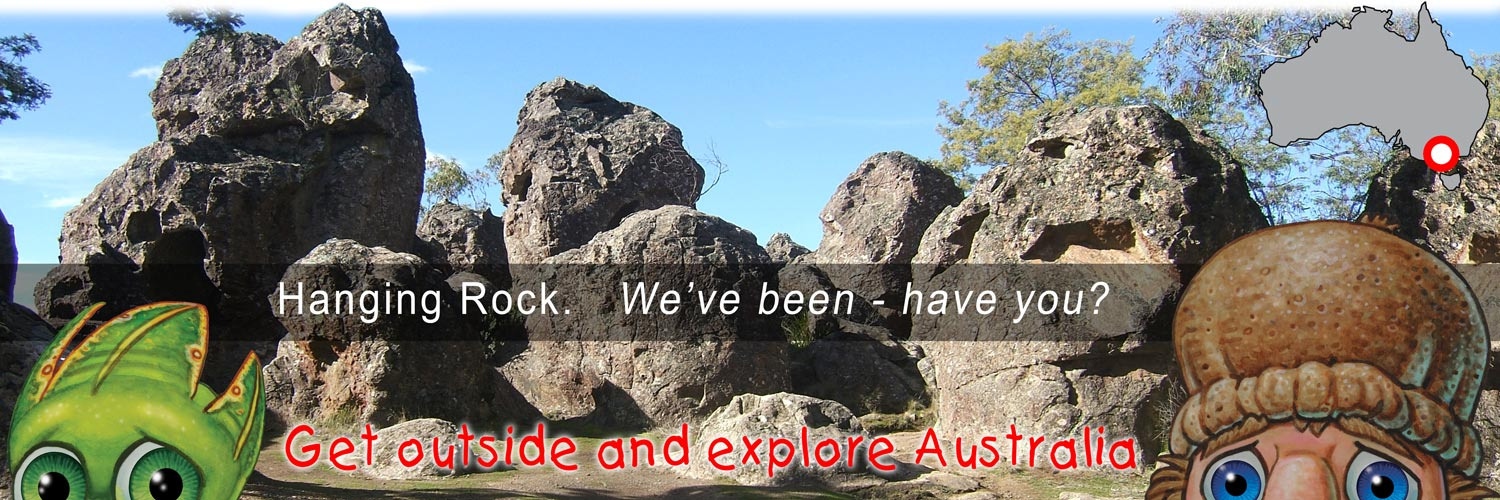 Mythic Australia, Hanging Rock