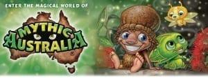 Mythic Australia Kip, Pip and Doodakie