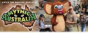 Mythic Australia, Drop bear, behind the scenes