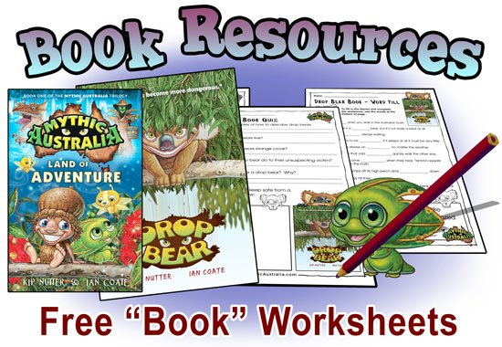 Book Resources - Free Resources