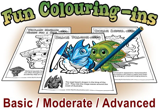 Fun Colouring - Free Resources