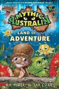 Land of Adventure Book