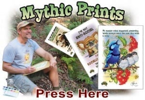 Mythic A3 Prints Collection Image