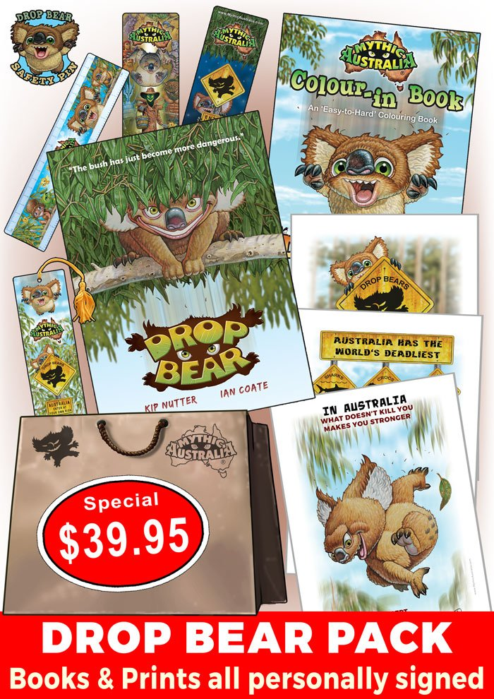 Special Drop Bear Pack Image
