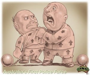Australian Police Force