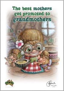 Old Nutter - Grandmothers Image