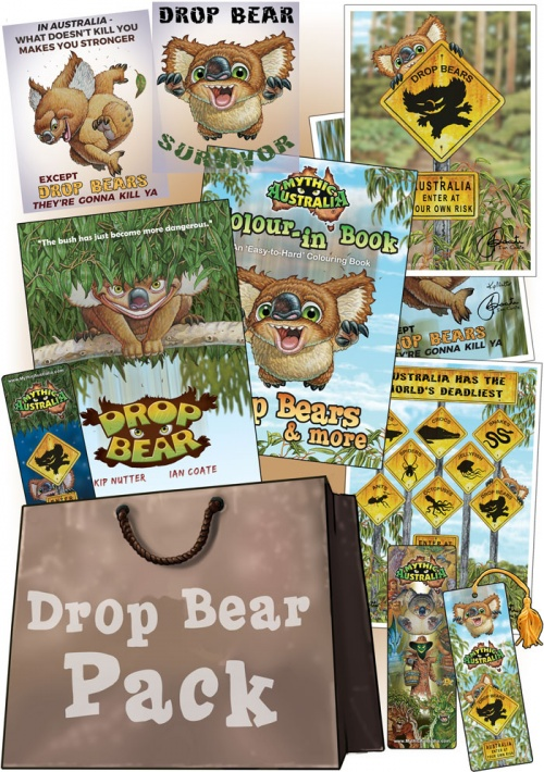 Mythic Australia Drop Bear Pack