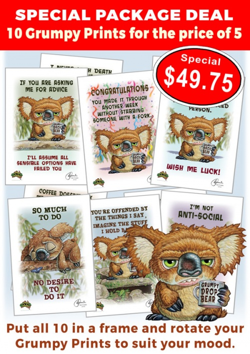 Mythic-Prints-Package-Deal-Grumpy-Drop-Bear-2