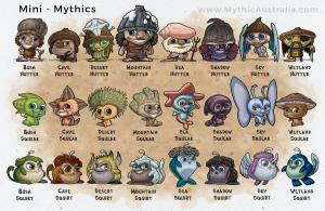 Mini-Mythics-by-Ian-Coate